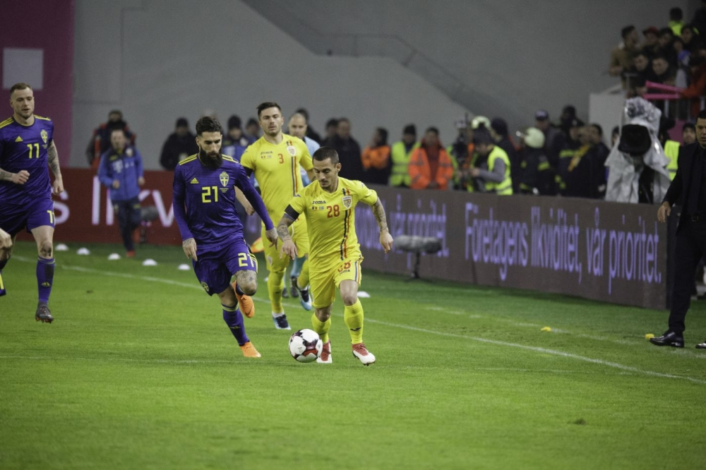 """""""Piticul atomic"""" Mitriță, a doua victorie consecutivă sub tricolor"""