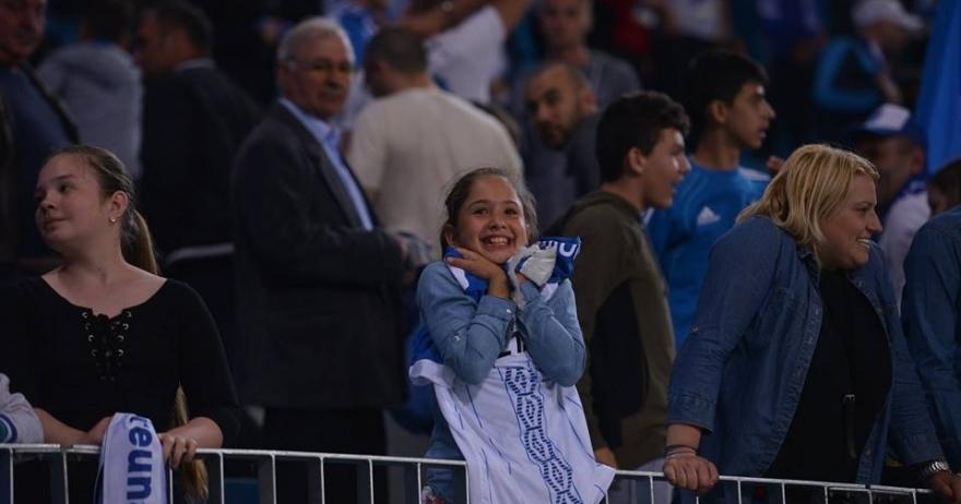Alături de alb-albaștri la meciul cu Chiajna! #PlayerEscort