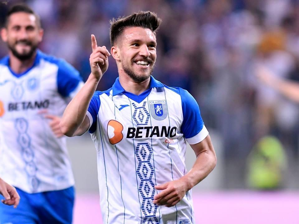 Alexandru Băluță, recordmanul Științei în sezonul 2017 - 2018!