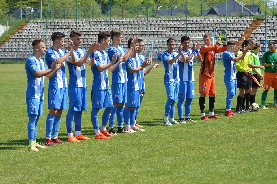 """Victorii clare pentru juniorii U-17 și U-19, înfrângere dramatică pentru """"satelit"""""""