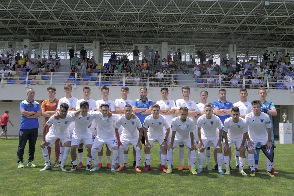 O nouă șansă pentru juniorii Under-17 în #SuperCupa