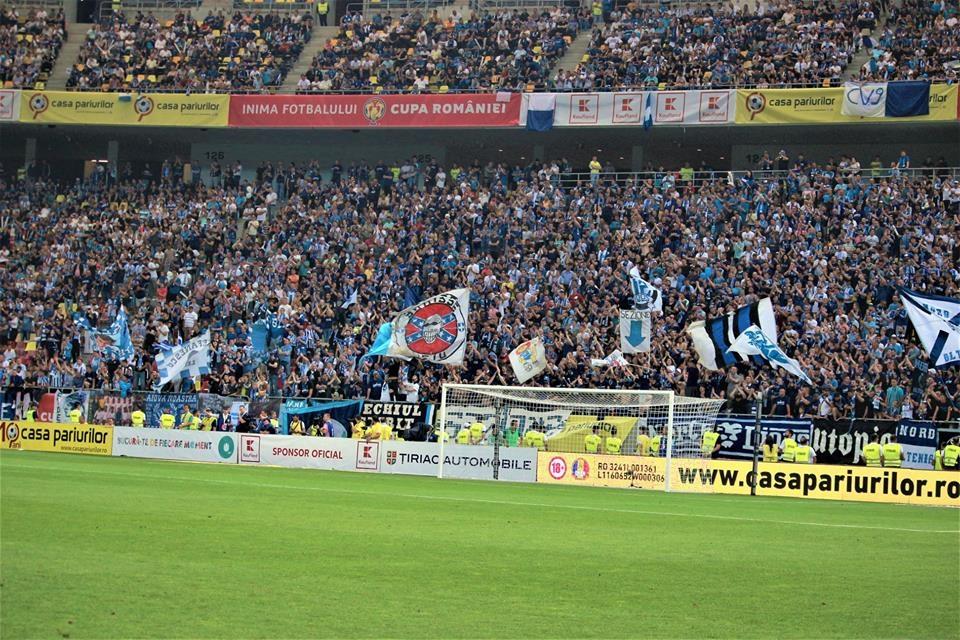 Ia-ți #BILET la returul cu Leipzig din #VulcanulDePeOblemenco!