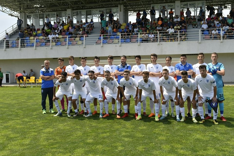 LIVE-VIDEO: Universitatea Craiova U-17 - FC Viitorul