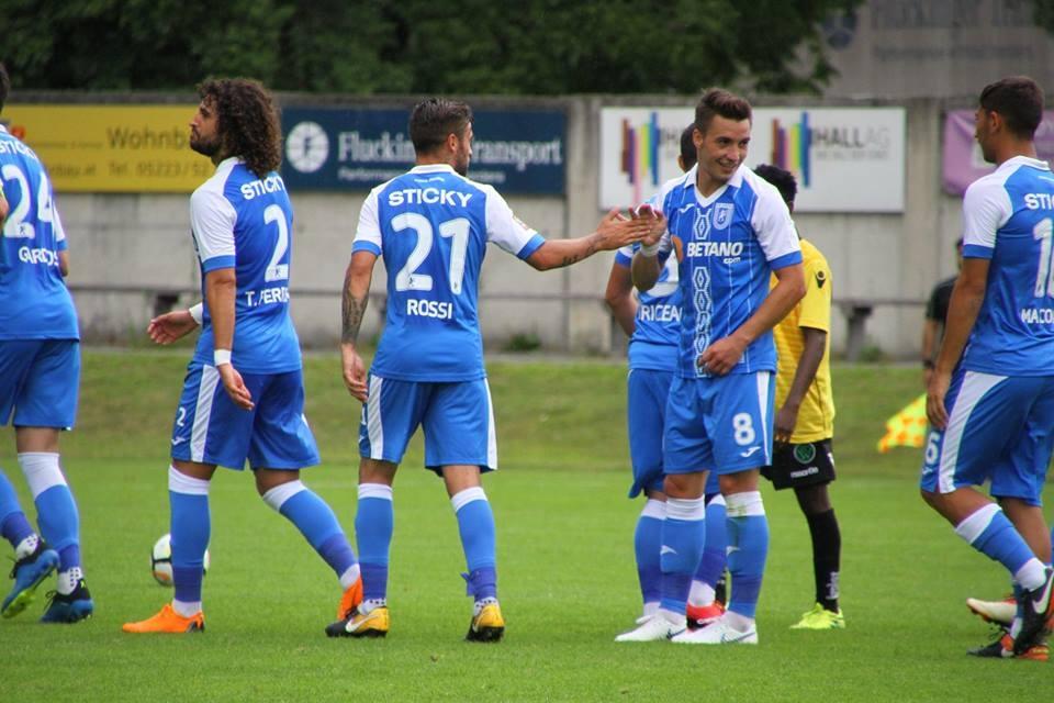 Victorie clară în ultimul amical din Austria