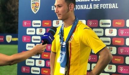 Jovan Markovic, decisiv pentru Naționala Under-19