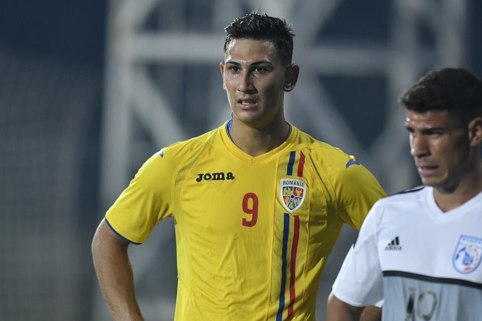 Markovic a evoluat în amicalul României U-19 cu Ucraina