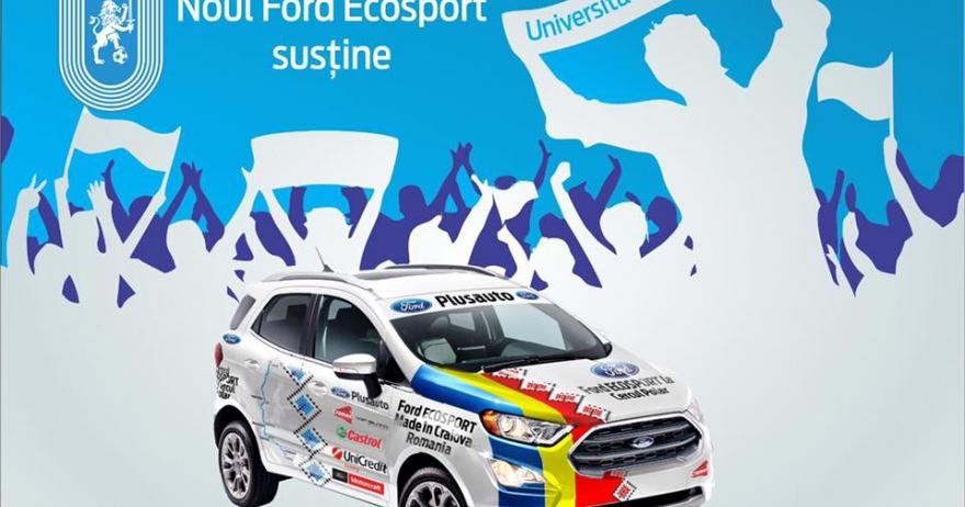 Știința prinde viteză în cursa din Liga 1 Betano cu Ford Plusauto
