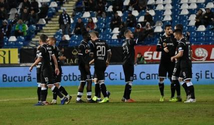 Splendoare în iarbă: 3-0 la Iași