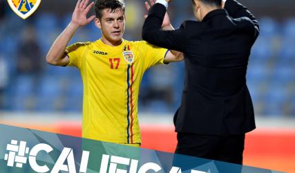 Cicâldău & Naționala Under-21, calificare en-fanfare la EURO 2019!