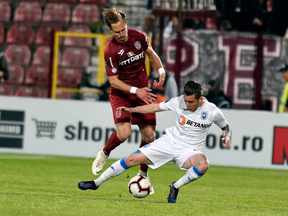 Înfrângere la Cluj-Napoca