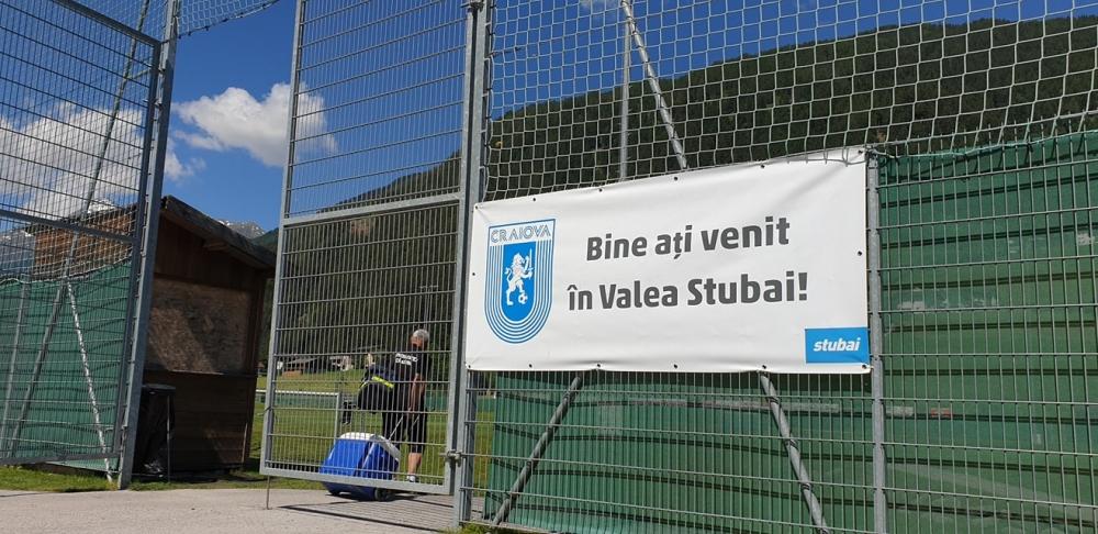 Delegația alb-albastră din Austria