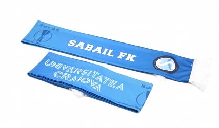 Ia-ți eșarfă dedicată meciului cu Sabail