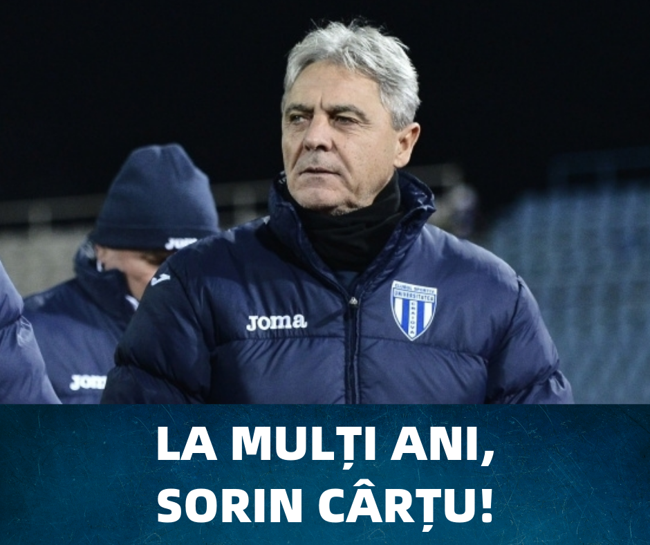 La mulți ani, Sorin Cârțu! #64