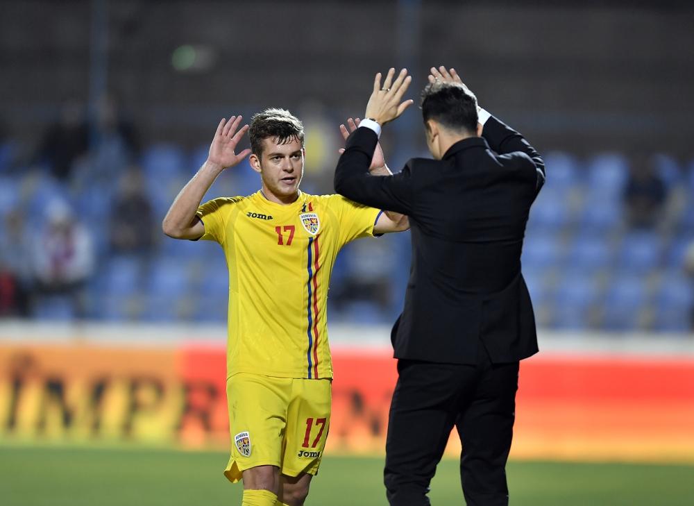 Alex Cicâldău, convocat pentru ultimele două jocuri din preliminariile EURO 2019