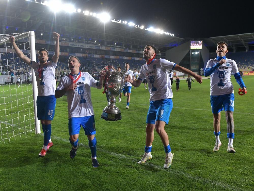 Începem cursa pentru apărarea Cupei României!