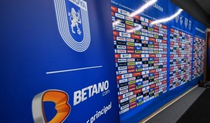 Conferința de presă premergătoare meciului cu Dinamo