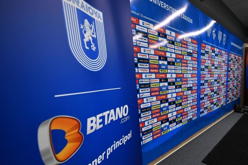 Conferința de presă premergătoare meciului cu Gaz Metan Mediaș