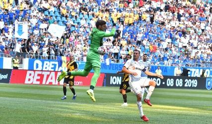 Înfrângere în prima manșă cu AEK