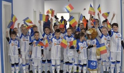 #PlayerEscort la derbiul cu Dinamo din Cupă
