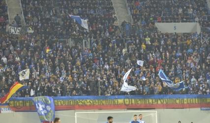 Aproape 9.000 de locuri deja ocupate la meciul cu CFR Cluj! Crezi că mai găsești #BILET săptămâna viitoare?