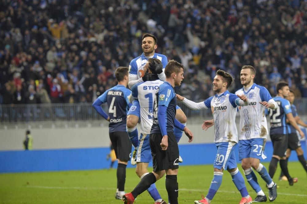 Cristi Bărbuț, meciul 100 în Liga I!