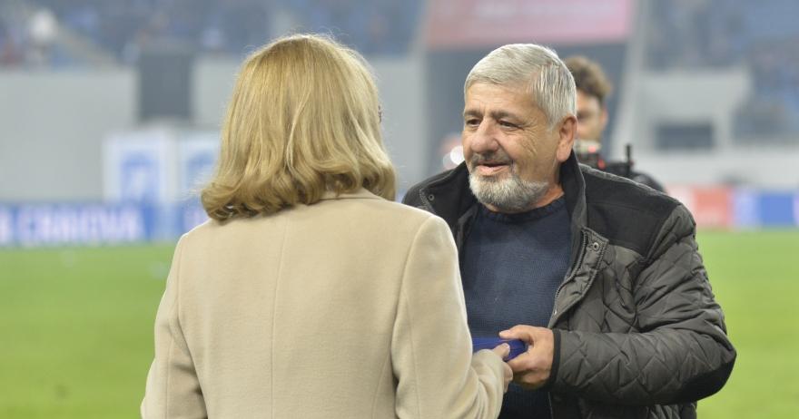 "La mulți ani, ""Fonfo"" Niculescu!"