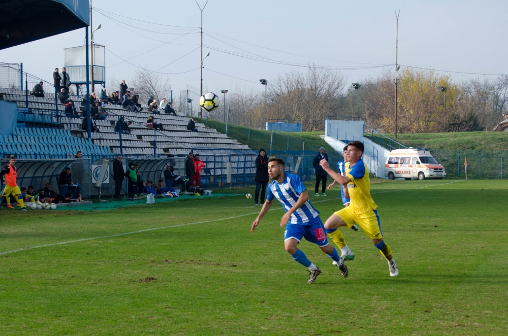 LIVE-VIDEO: Universitatea Craiova II - CS Nuova Mama Mia Becicherecul Mic