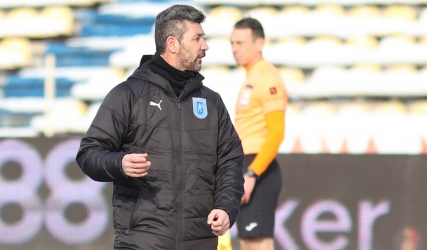 Declarațiile lui Marinos Ouzounidis înaintea jocului cu Hermannstadt