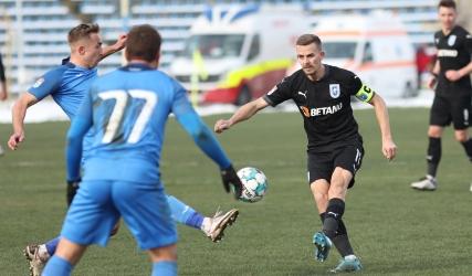 El Capitano - 200 de meciuri în Liga 1