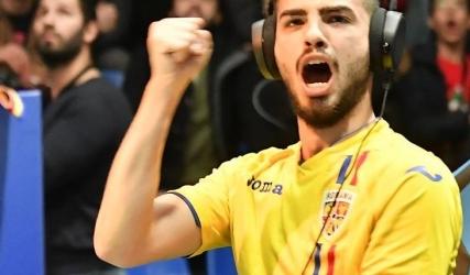 Buzărnescu va reprezenta țara în duelul cu Islanda la FIFA 20