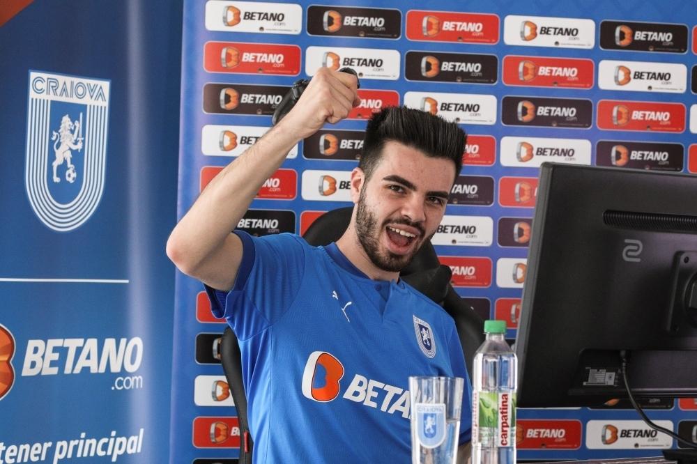 Dan Buzărnescu și planurile sale în FIFA 22