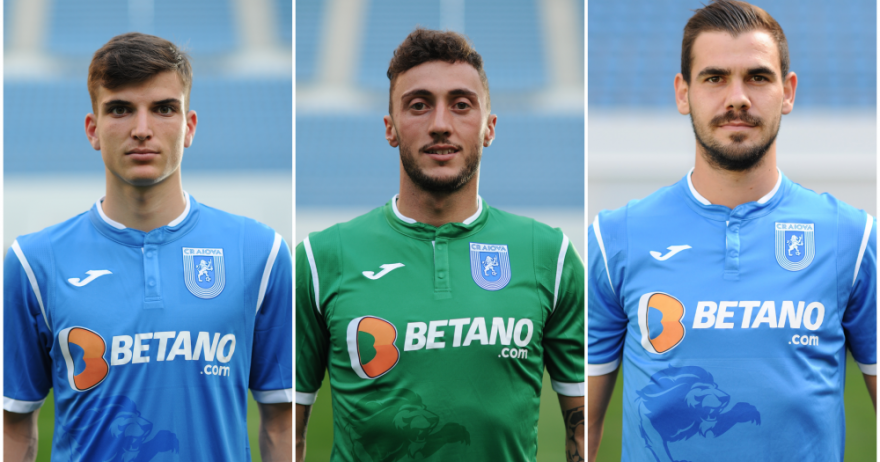 3 alb-albaștri, în echipa ideală a debutanților