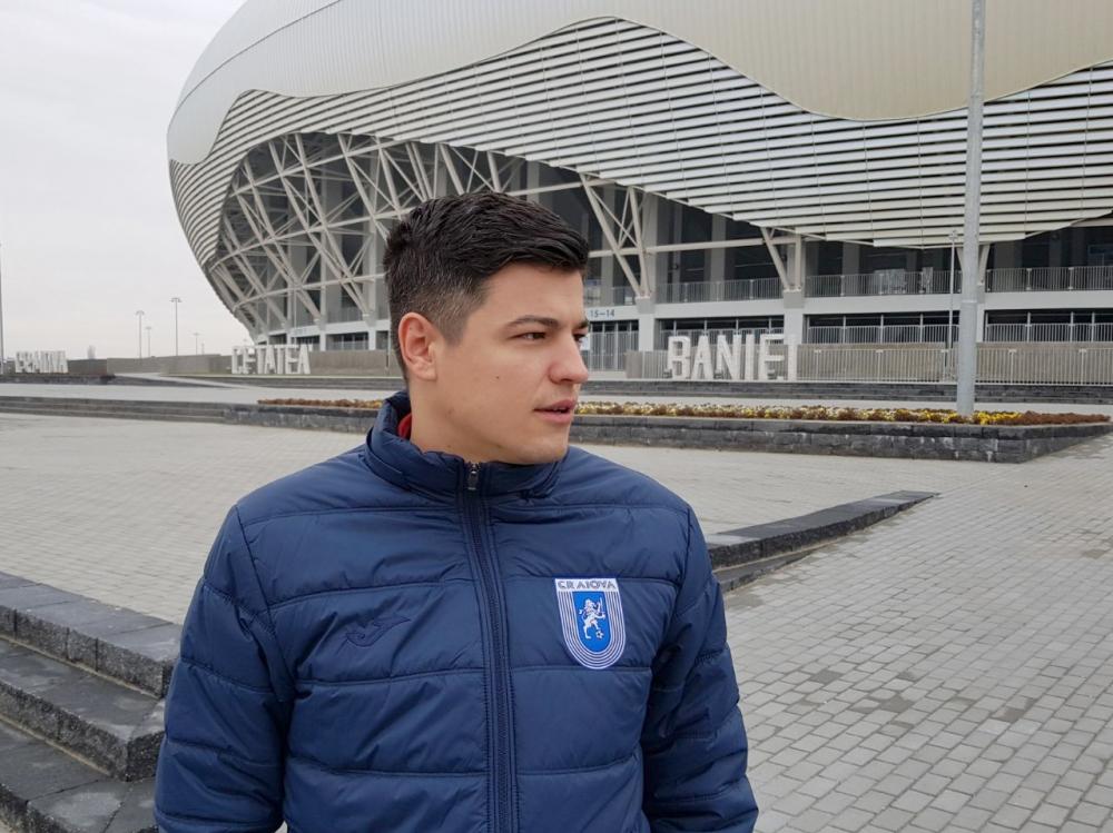 Noul coordonator tehnic al CCJ a lucrat doi ani la Manchester City: bun venit, Bruno Vienescu!