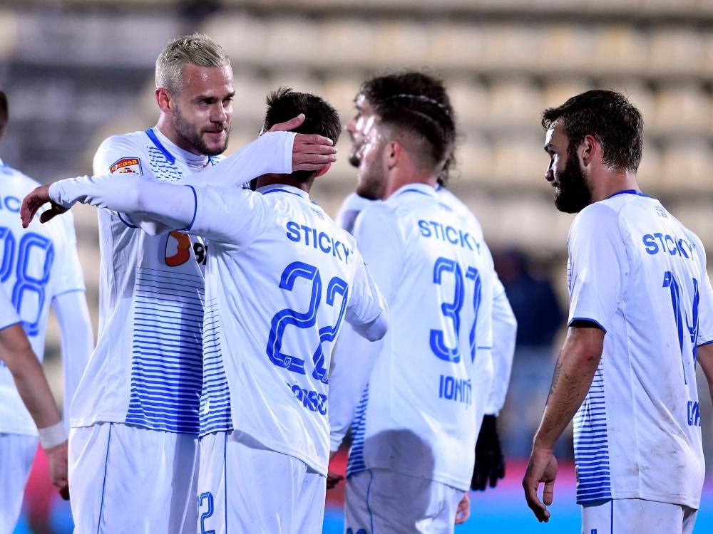 Calificare fără emoții în sferturile Cupei României