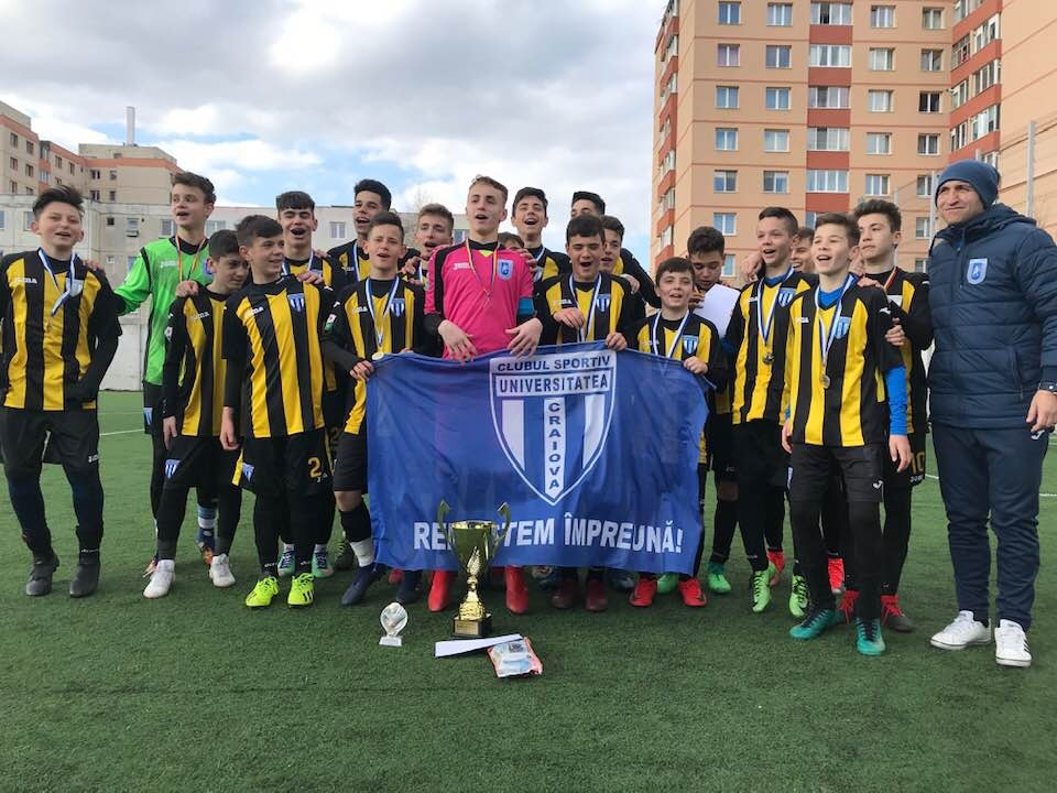 Suntem campioni la Cupa Brașov Indoor!