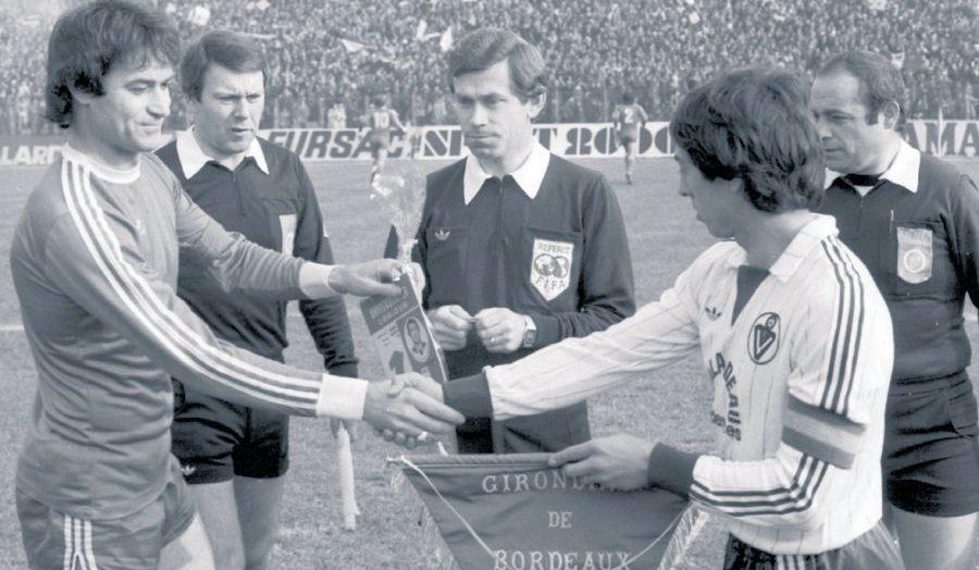 37 de ani de când zaibărul a învins Bordeaux-ul