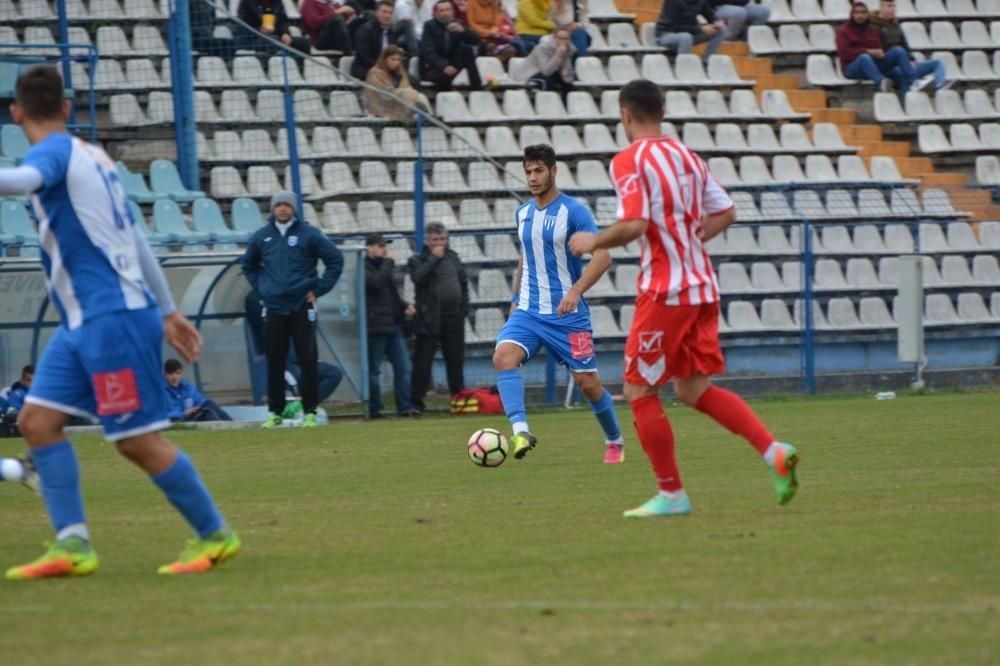 Înfrângere pentru juniorii U-17 în meciul cu UTA Arad