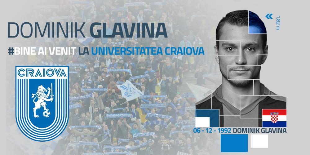 VIDEO / Primul interviu cu noul transfer al Științei, Dominik Glavina