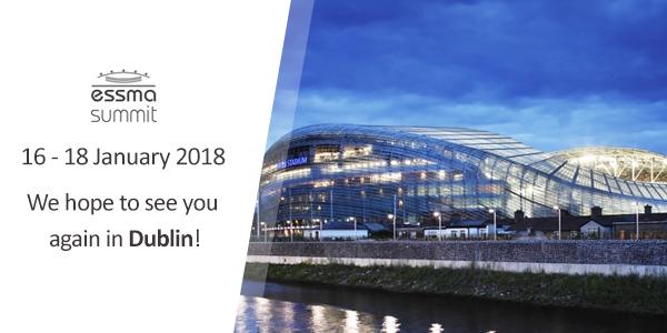 #EchipaDinSpateleEchipei / Clubul nostru va participa la #ESSMASummit din Dublin