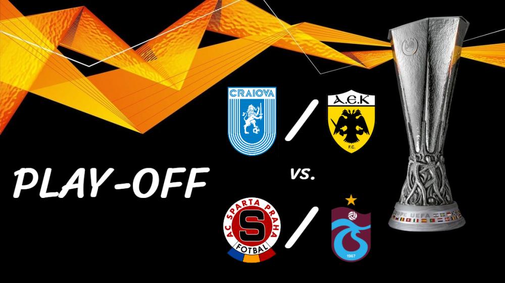 Tragerea la sorți a play-off-ului UEFA Europa League