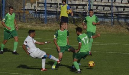 Universitatea II a debutat cu o remiză în noul sezon