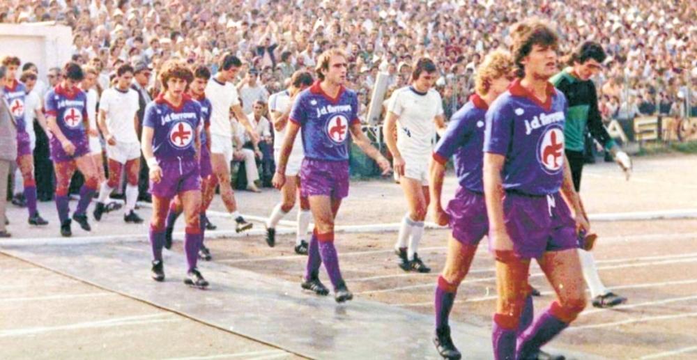 38 de ani de la victoria cu Fiorentina