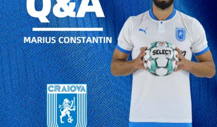 Q&A cu Marius Constantin