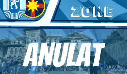 #FanZone ANULAT din cauza condițiilor meteo