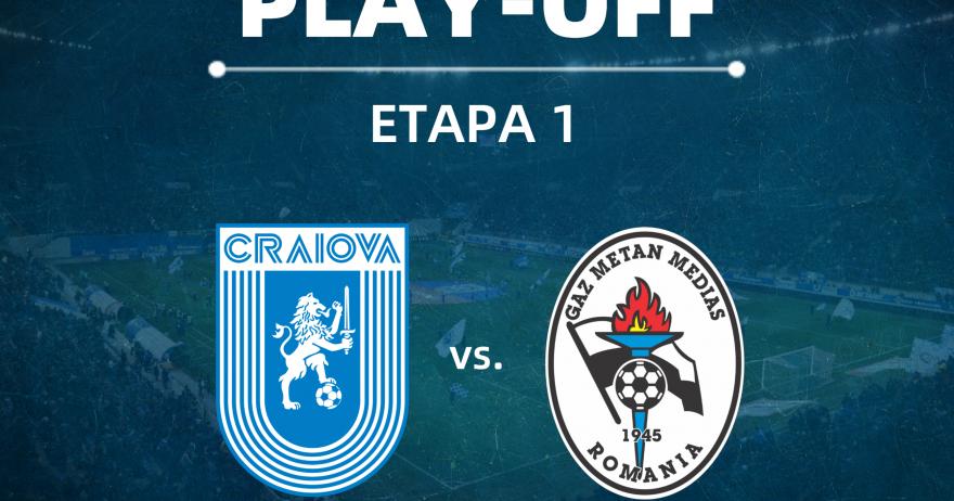 Programul Play-Off-ului Ligii I