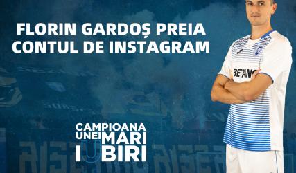 Florin Gardoș preia contul de Instagram al Științei pentru o zi
