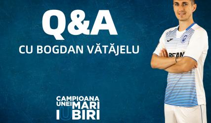 Q&A cu Bogdan Vătăjelu
