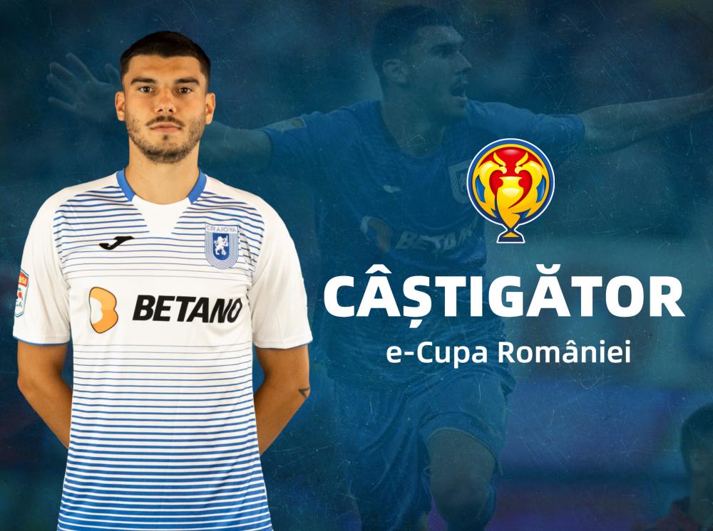 e-Cupa României este în Bănie!