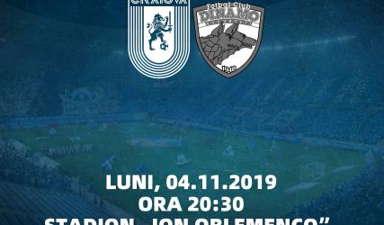 Ia-ți bilet la meciul cu Dinamo București