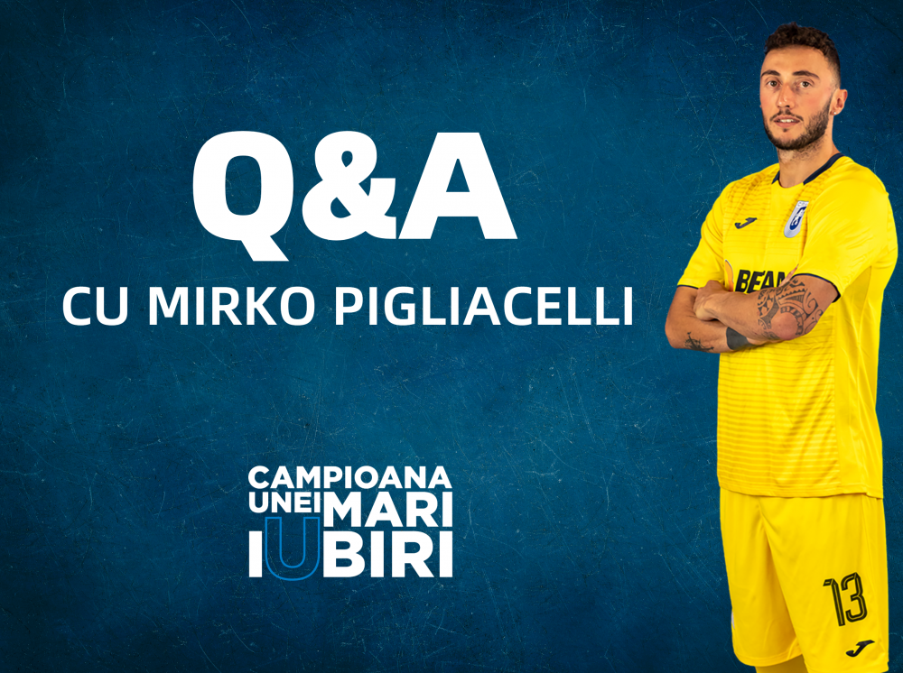 Q&A cu Mirko Pigliacelli